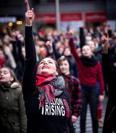 FHK danst voor gerechtigheid voor vrouwen