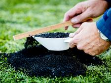 Motie om rubberkorrels van kunstgras in Someren te weren