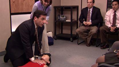 Man slaagt erin vrouw te reanimeren dankzij aflevering van The Office