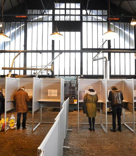 Dit zijn de leukste plekken om te stemmen in Amsterdam
