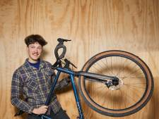 Duurzame wielen en fietsen gemaakt in de Rotterdamse Hofbogen door Joergen Trepp