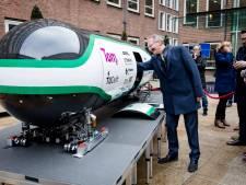 Delfts hyperloopteam grijpt naast titel in Californië