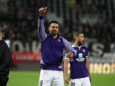 Anderlecht boekt zege bij terugkeer Vercauteren