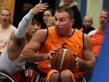 Rolstoelbasketballer Anton de Rooij krijgt geen droomafscheid op Paralympics