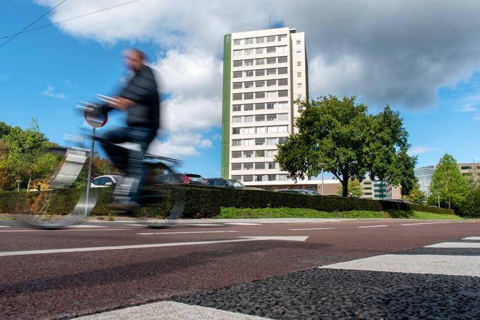 Zusterflat Rijnstate in Arnhem-Noord gaat medio 2019 tegen de vlakte .