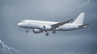 Daarom worden vliegtuigen meer geraakt door bliksem