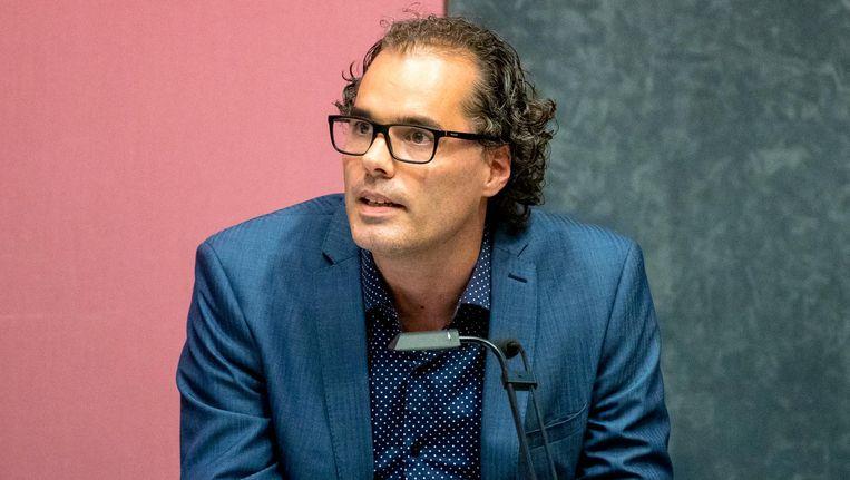 Laurens Ivens: 'We zien dat allerlei partijen geld willen verdienen met huizen, die steeds minder dienen om in te wonen' Beeld ANP