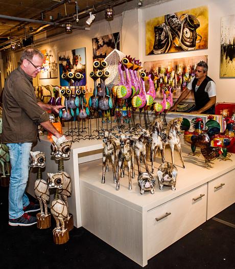 'Betaalbare kunstwinkel' Quatta komt naar Den Bosch, in pand van Original Lifestyle