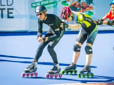 Iedereen mag skaten op het WK-parcours in Heerde