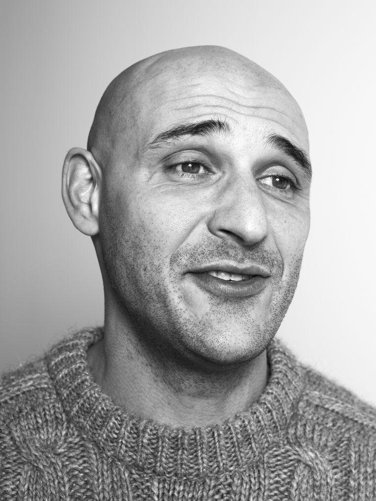 Mohammed Allach. Beeld null