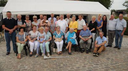 Veertig buren feesten in Termeeren