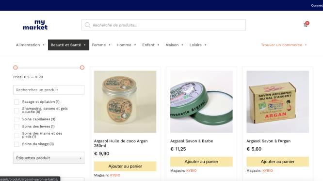 """Brussel bouwt eigen versie van bol.com: """"Maar dan voor onze eigen ondernemers"""""""