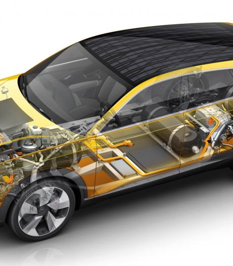 Audi maakt SUV op waterstof