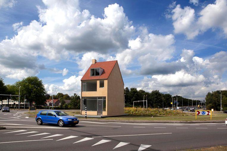 Draaiend Huis, Tilburg (2008). Beeld Peter Cox