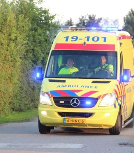 Ambulancepost van Beneden-Leeuwen naar Druten