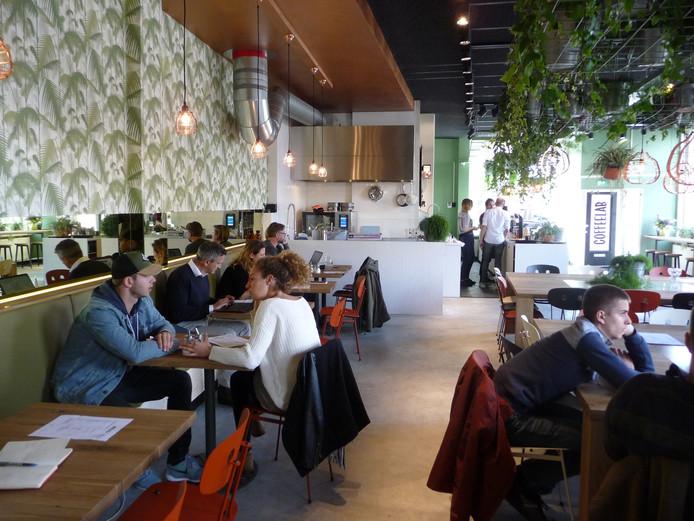 Coffeelab in Den Bosch