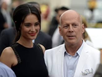 Bruce Willis en zijn vrouw na weken eindelijk weer herenigd