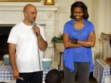 Obama veut prouver qu'on mange bien aux Etats-Unis