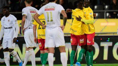 KV Oostende en Antwerp delen de punten, Great Old zag twee goals afgekeurd