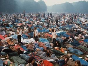 Oproep: was u bij het Holland Pop Festival in Kralingen?