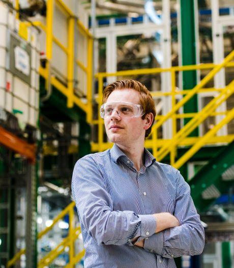 TU/e spin off Vertoro produceert biologische olie met grote potentie