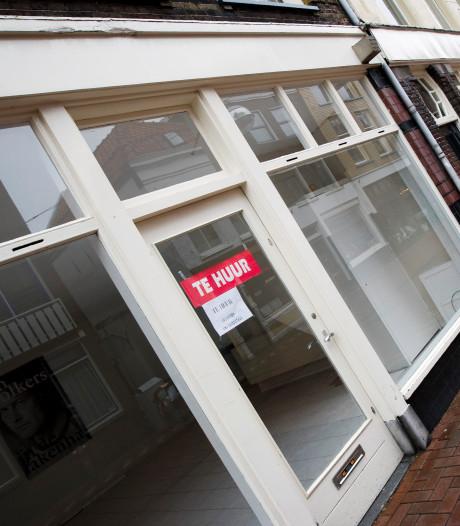 VVD en D66 willen actie tegen lege winkelstraten
