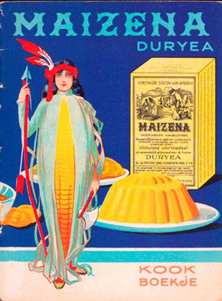 Kookboek uit circa 1920 Beeld Luilekkerland