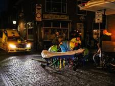 Gevallen fietser IJsselstein overleden