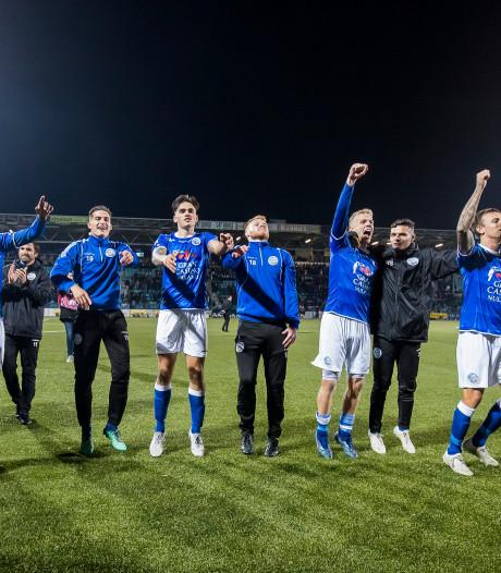FC Den Bosch op jacht naar record en zelfs de koppositie in de Keuken Kampioen Divisie
