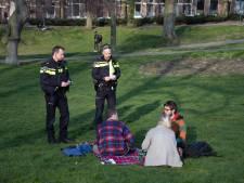 Bonnenregen in Nijmegen: al 248 boetes uitgedeeld aan corona-overtreders