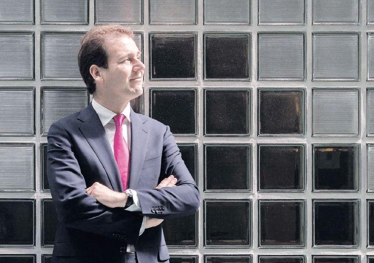 Lodewijk Asscher: 'Het blijft niveau borrelpraat. Maar nieuw is dat rechts de middenklasse verwaarloost.' Beeld Werry Crone