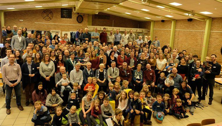 Familiereünie Franckx in De Krekel in Bonheiden
