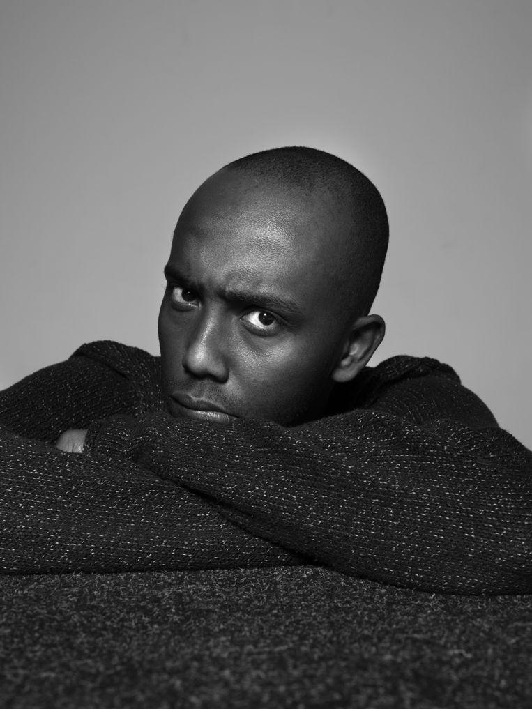 Mohamed Yusuf Boss. Beeld null