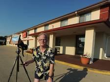 Hengeloër in Amerika voor zonsverduistering: 'Het maakt enorme indruk'