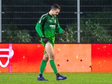 GA Eagles gaat op zoek naar nieuwe keeper na blessure Michaelis