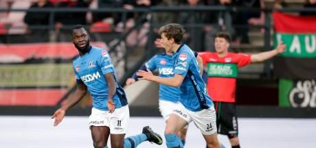 Dylan George en Brem Soumaoro op proef bij FC Den Bosch, Zija Azizov terug bij de O21