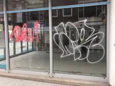 Extreem veel graffiti in Hengelo, gemeente roept hulp getuigen in