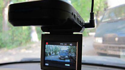 Politie mag dashcam gebruiken