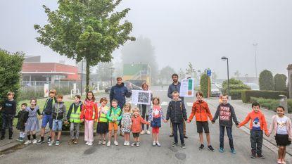 GBS Noord in Hulste krijgt 'schoolstraat': straat verkeersvrij bij begin en einde schooldag