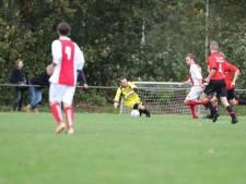 Uitslagen amateurvoetbal Zwolle e.o. zondag 13 oktober