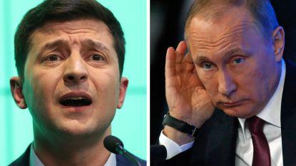 Oekraïense president pleegt telefoontje met Poetin na 4 doden in oosten van Oekraïne