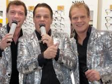 Sander Verburg wordt 'supersub' bij zangtrio Helemaal Top