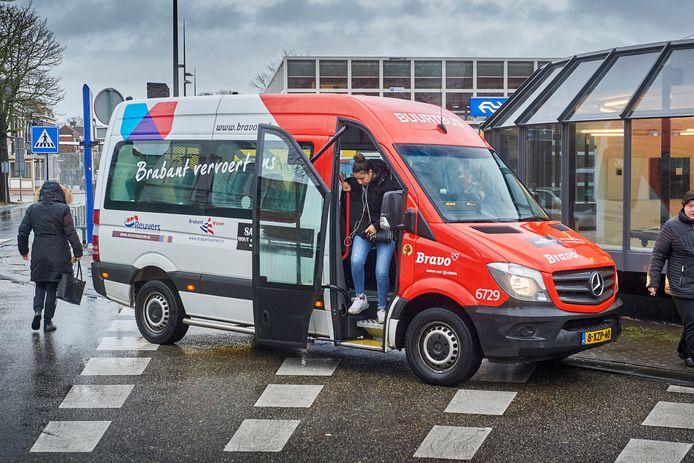 Brabantse buurtbus, archieffoto.