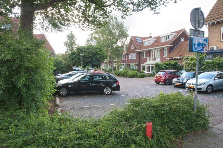 Amsterdamseweg, Amstelveen. Mei 2014: Gwenette Martha wordt met meer dan tachtig kogels doodgeschoten Beeld Ko Hage