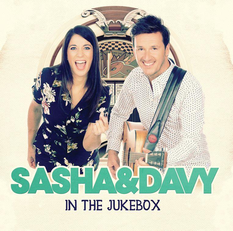Cover van hun nieuwste album, 'In The Jukebox'