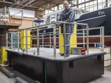 Naam 'De Ferry' wint verkiezing pontje Piushaven: 'Et wier onderaand tèèd'
