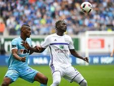 Spanning blijft in Belgische competitie na nieuw puntverlies Anderlecht