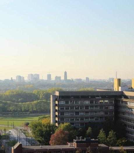 Staan er over een aantal jaar twee windmolens op het Utrecht Science Park? Als het aan de universiteit ligt wel