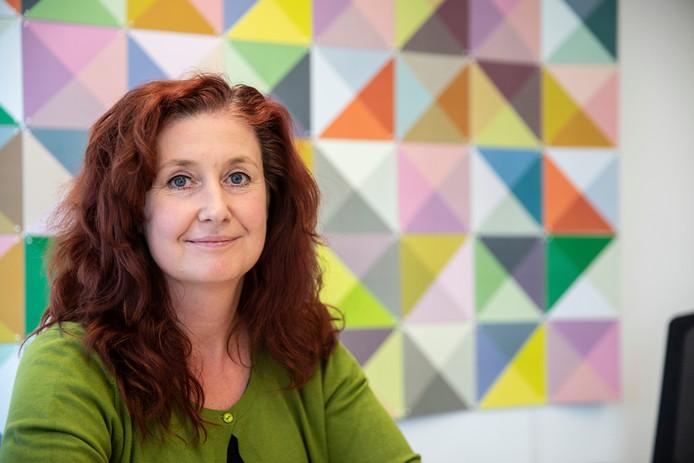 Wethouder Renate Richters in Eindhoven