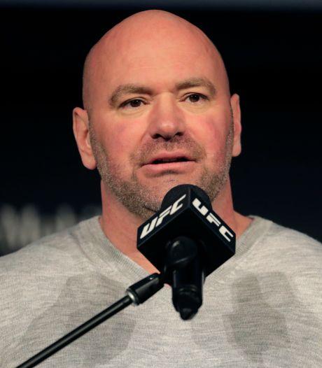 UFC pakt uit met 'Fight Island' in Abu Dhabi: knokken op het strand